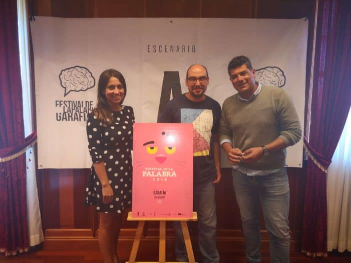 Se presenta en la Villa Garafía el cartel del V Festival de La Palabra