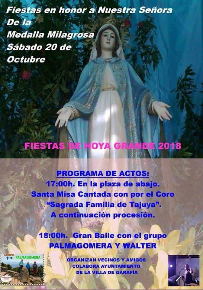 Fiesta de Hoya Grande