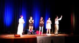 La Escuela Municipal de Teatro de la Villa de Garafía actuará por primera vez fuera de la isla de La Palma