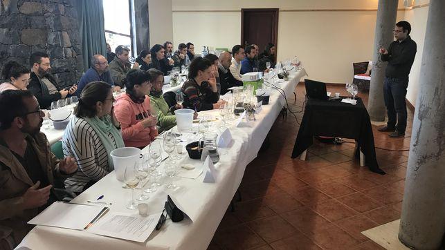 La Universidad de La Laguna y el Ayuntamiento de Garafía apuestan por la formación continua en vinos