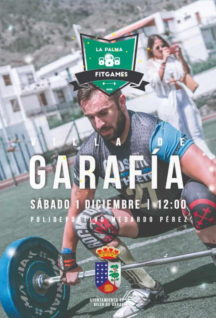 Garafía alberga la final de La Palma FitGames 2018
