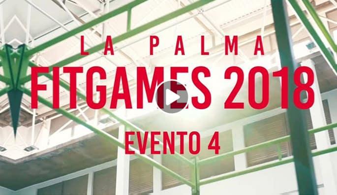 Final de La Palma Fitgames en Garafía