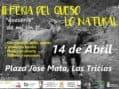 III Feria del Queso, Lo Natural