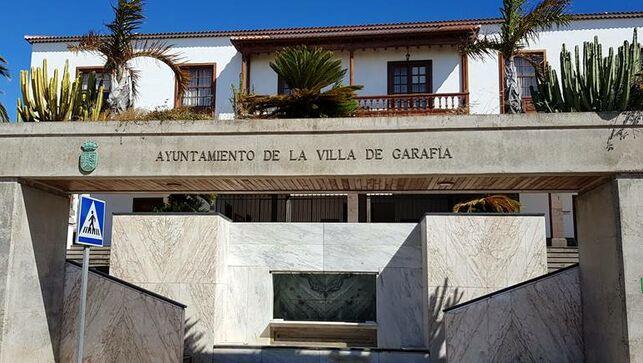 Garafía conmemora los inicios de la Democracia en el Día del Municipio