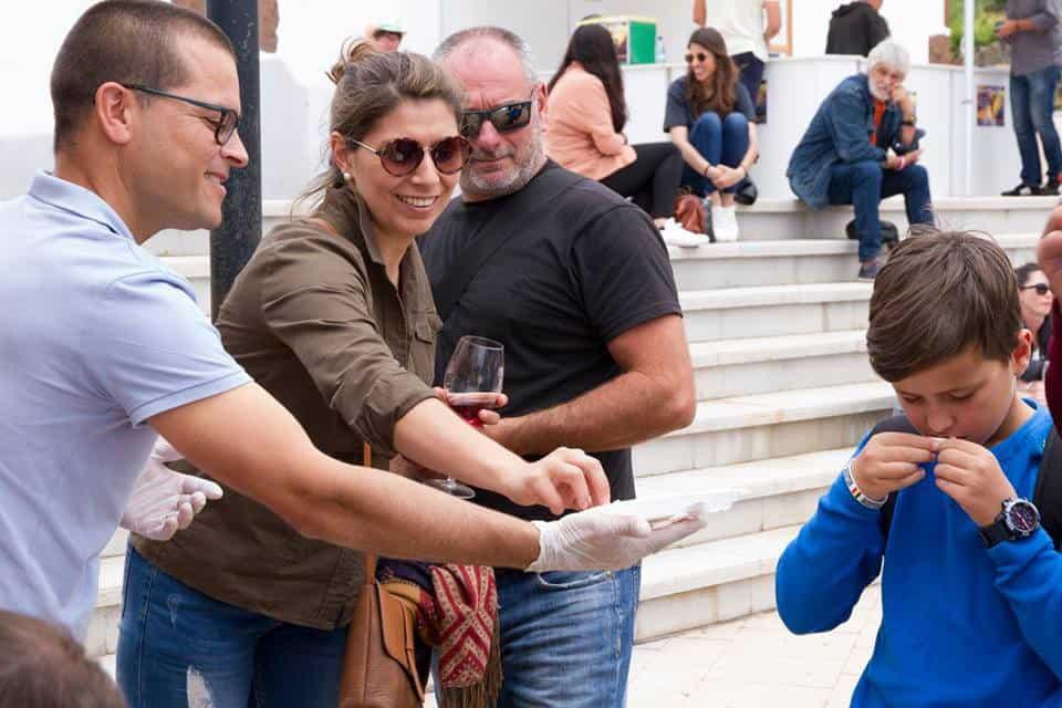 Este fin de semana se celebrará la III Feria del Queso en Garafía