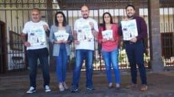 Presentación del cartel de las fiestas de San Antonio del Monte 2019