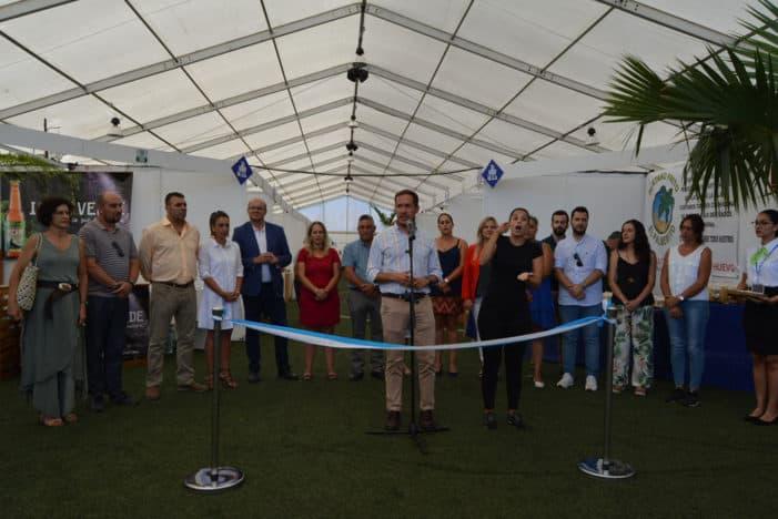 La XXXII Feria Insular de Artesanía acoge los trabajos de más de 100 artesanos en Garafía