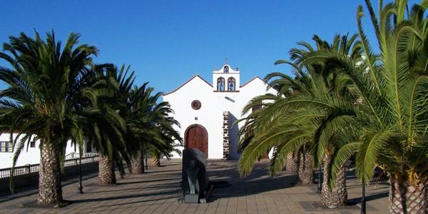 Comienzan las Fiestas Patronales de Garafía en honor a La Virgen de La Luz