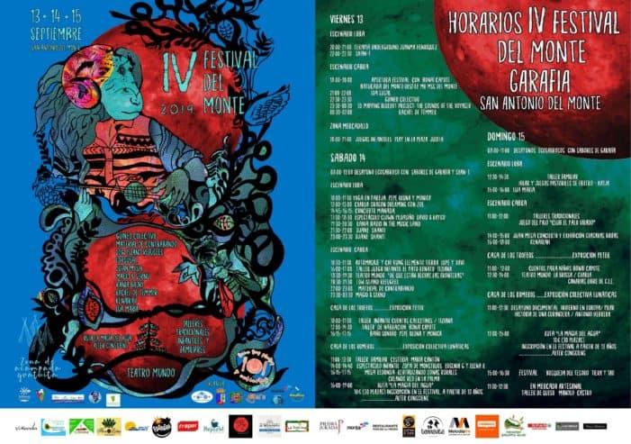 IV Festival del Monte 2019 Garafía