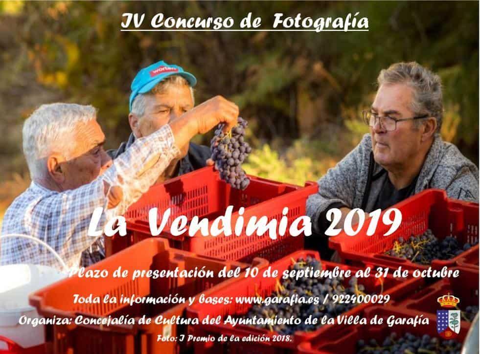 IV Concurso Fotográfico de La Vendimia