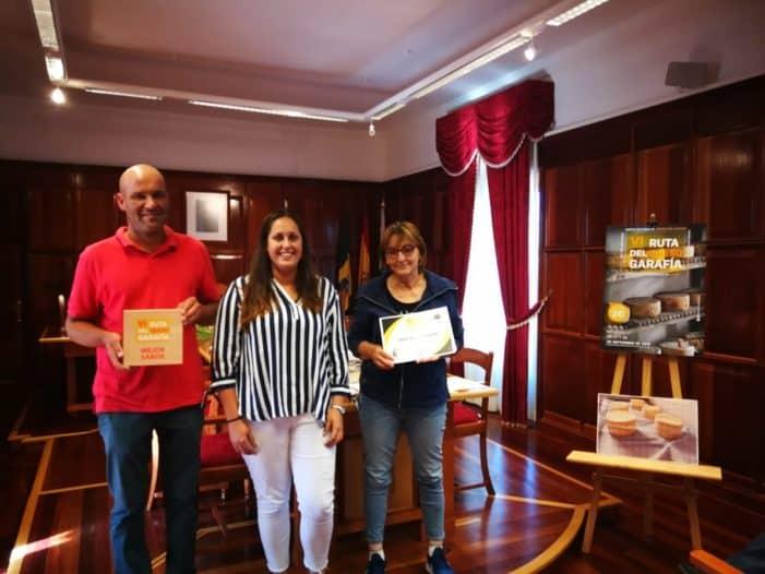 Establecimientos ganadores en la VI Edición de la Ruta del Queso en la Villa de Garafía