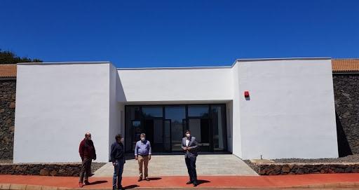 El Centro de Promoción Agraria de Garafía, un nuevo hito para impulsar el sector primario insular