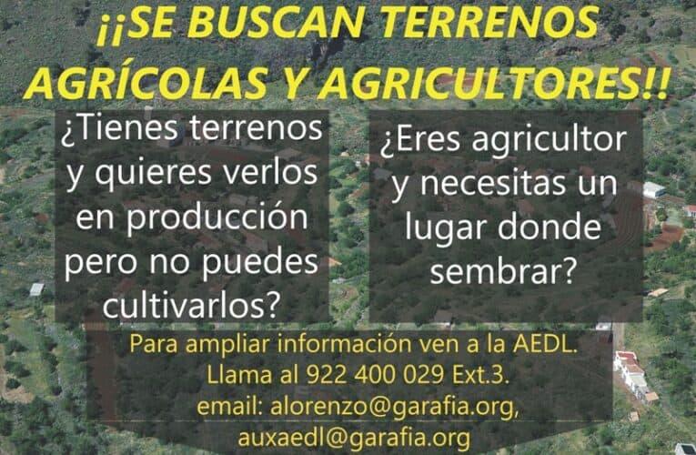 Banco de Tierras Agroecológicas de Garafía