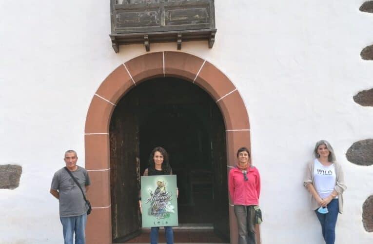 La fiesta de San Antonio del Monte ya tiene cartel anunciador para 2021