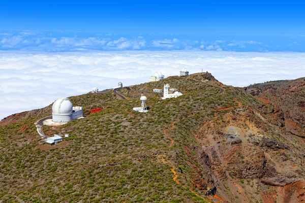 Roque de Los Muchachos (Foto: diariodeavisos.com)
