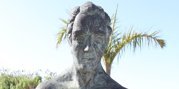 Momumento Baltasar Martín. Foto: Rafael Lorenzo
