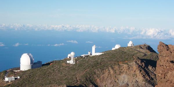 Roque de Los Muchachos. Foto: Archivo ADER La Palma