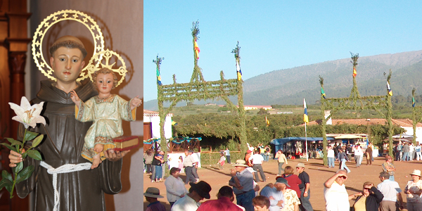San Antonio del Monte, Villa de Garafia (Foto: Luisa Castro)