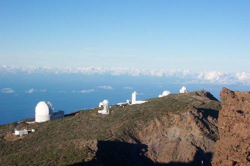Reversión de parcela de terreno cedida al Instituto de Astrofísica de Canarias