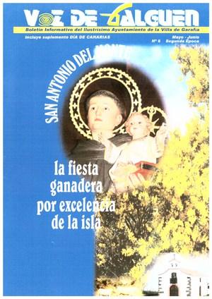 San Antonio del Monte. La Fiesta Ganadera por excelencia de la isla.