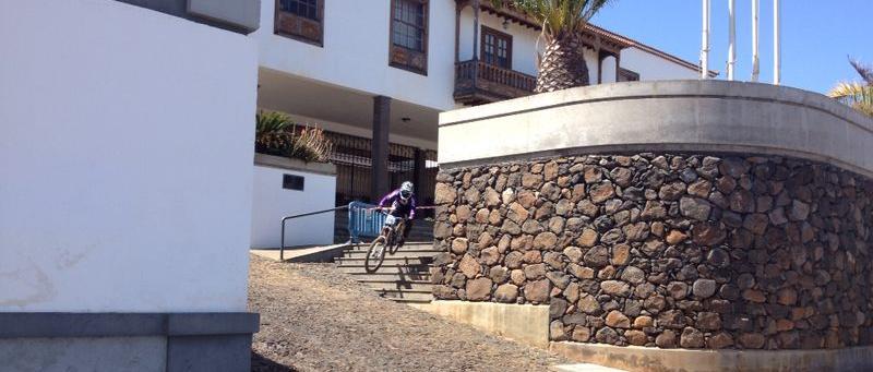 Garafía y Puntagorda celebran la prueba 'Shimano Copa Noroeste de La Palma' de 'mountain bike'