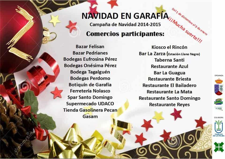 Hoy arranca la Campaña de Navidad en el municipio