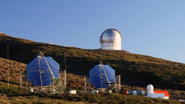 El Centro de Visitantes del Roque de Los Muchachos comienza a ser una realidad