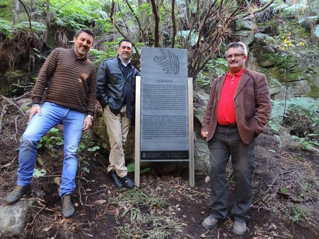 El Parque Cultural La Zarza-La Zarcita ya cuenta con paneles informativos en sus principales hitos etnográficos y arqueológicos