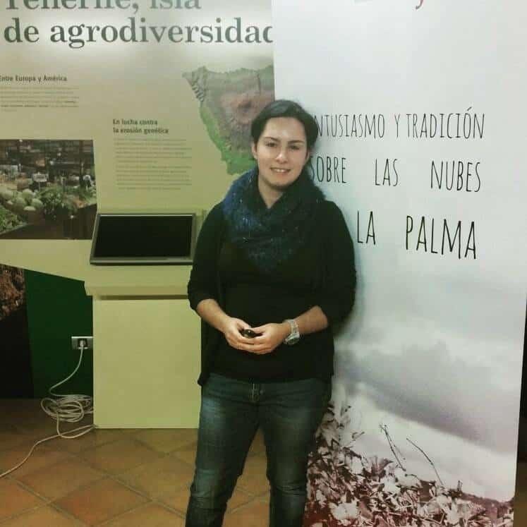 Entrevista a Patricia Perdomo de Bodegas Piedra Jurada.
