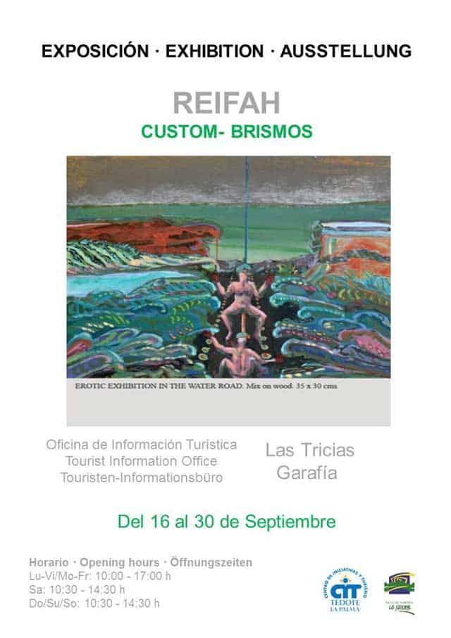 Exposición Custom-Brismos