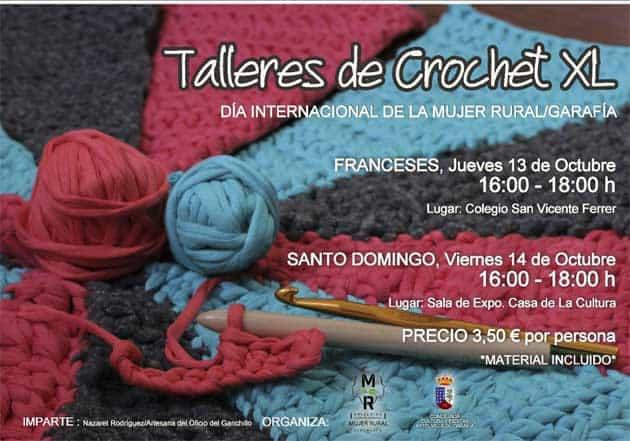 Taller de Crochet XL