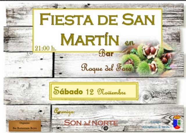 Fiesta de San Martín