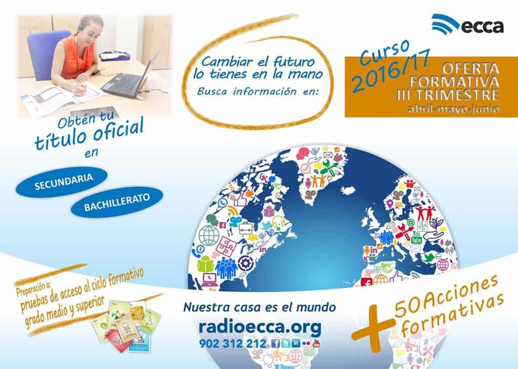 Oferta formativa Radio ECCA
