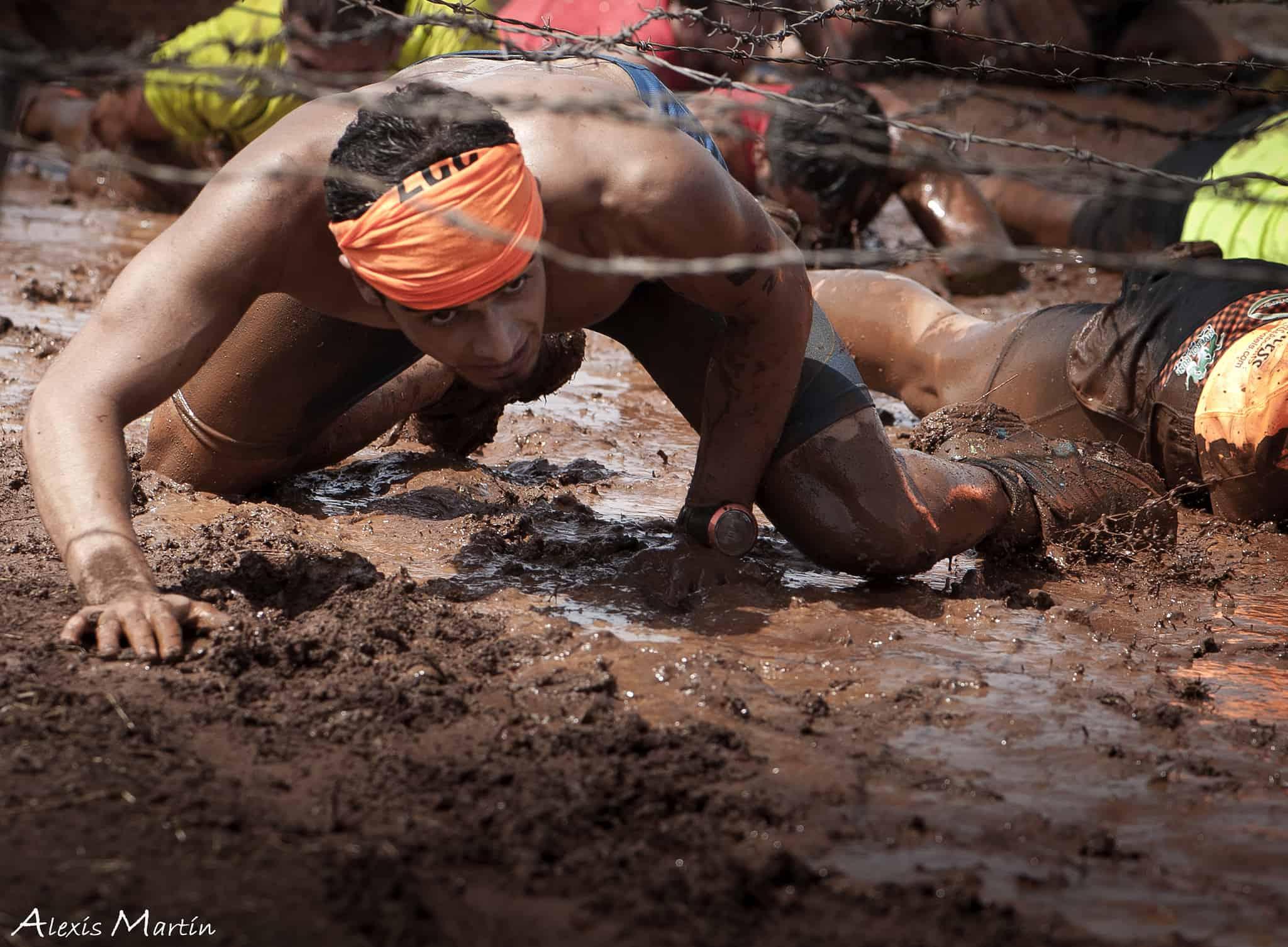 La primera carrera de obstáculos de la isla de La Palma celebra su quinta edición en Garafía