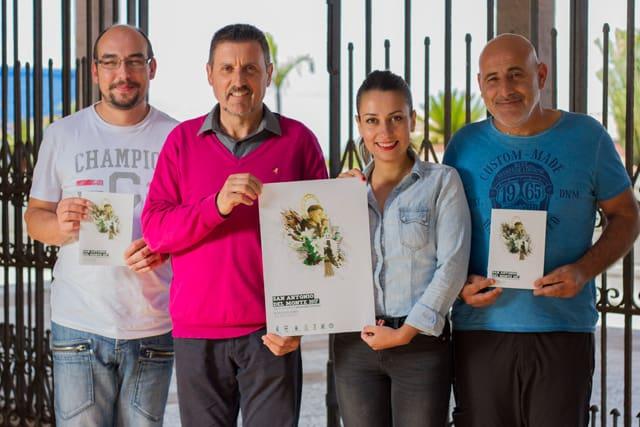 Garafía presenta el programa de las Fiestas de San Antonio del Monte