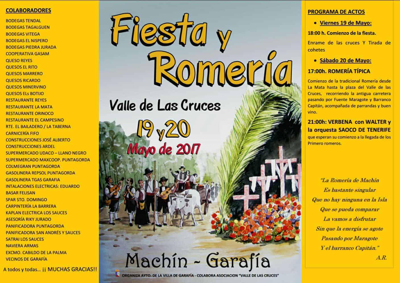 Fiesta y Romería Valle de Las Cruces