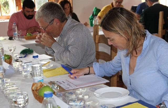 Éxito de participación en el XXXII Concurso Insular de Quesos Artesanales San Antonio del Monte