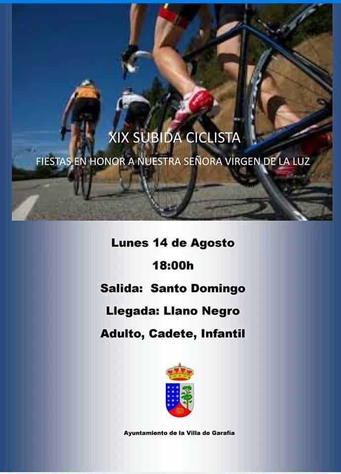XIX Subida Ciclista
