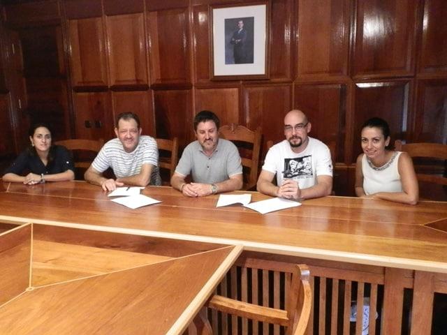 Convenio de colaboración entre el Ayuntamiento de la Villa de Garafía y el Consejo Regulador de la Denominación de Origen Protegida Queso Palmero
