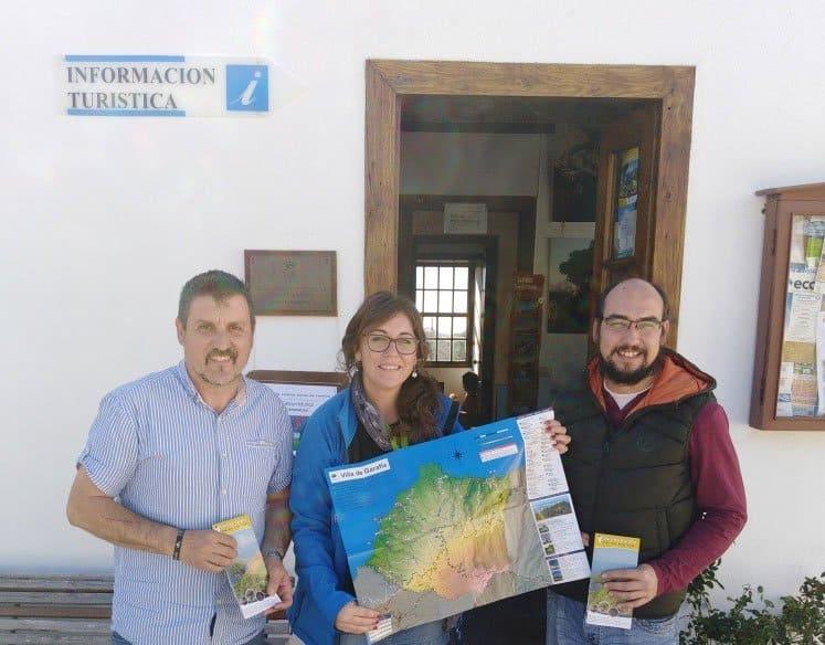 Garafía y el CIT Tedote renuevan por tercer año consecutivo el contrato de gestión de las OITs de Las Tricias y Llano Negro