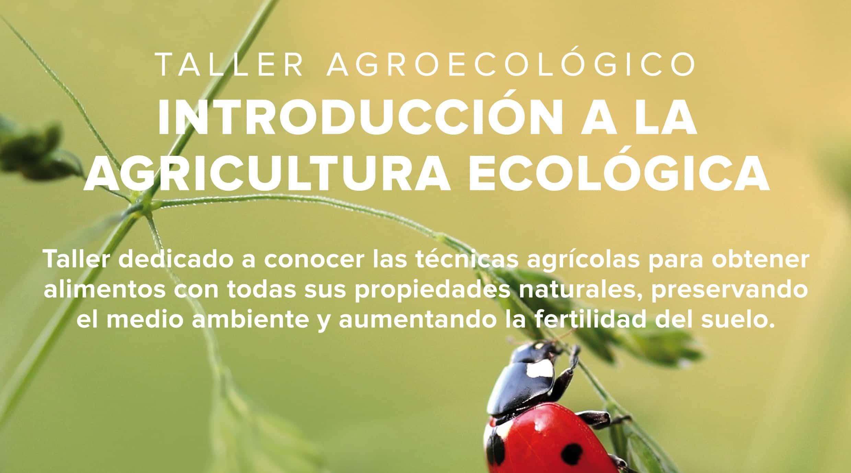 Formación Agricultura Ecológica