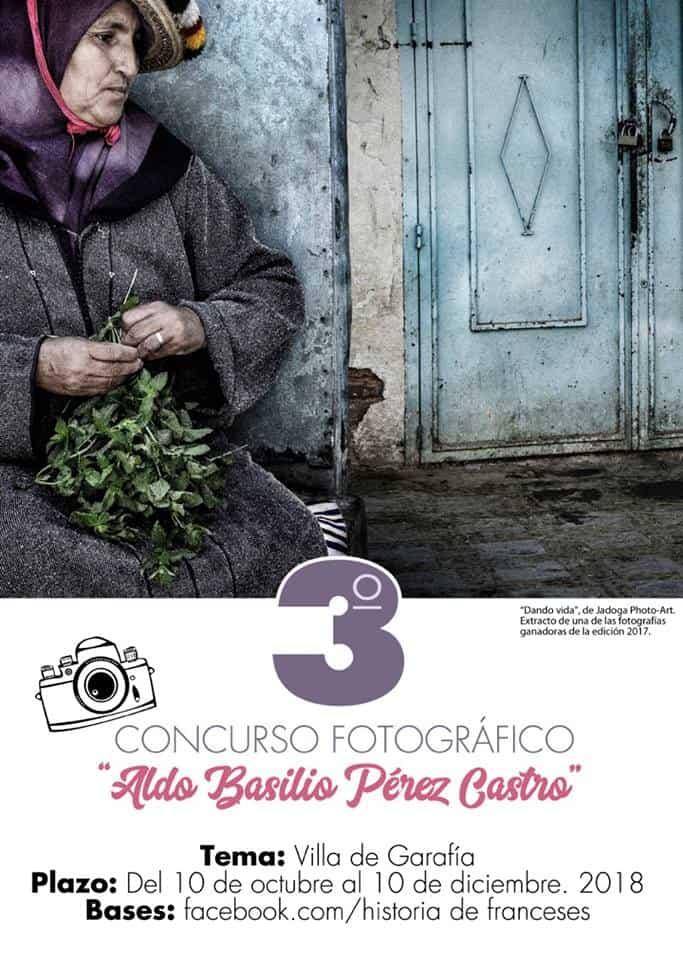 "Concurso de Fotografía ""Aldo Basilio Pérez Castro"""