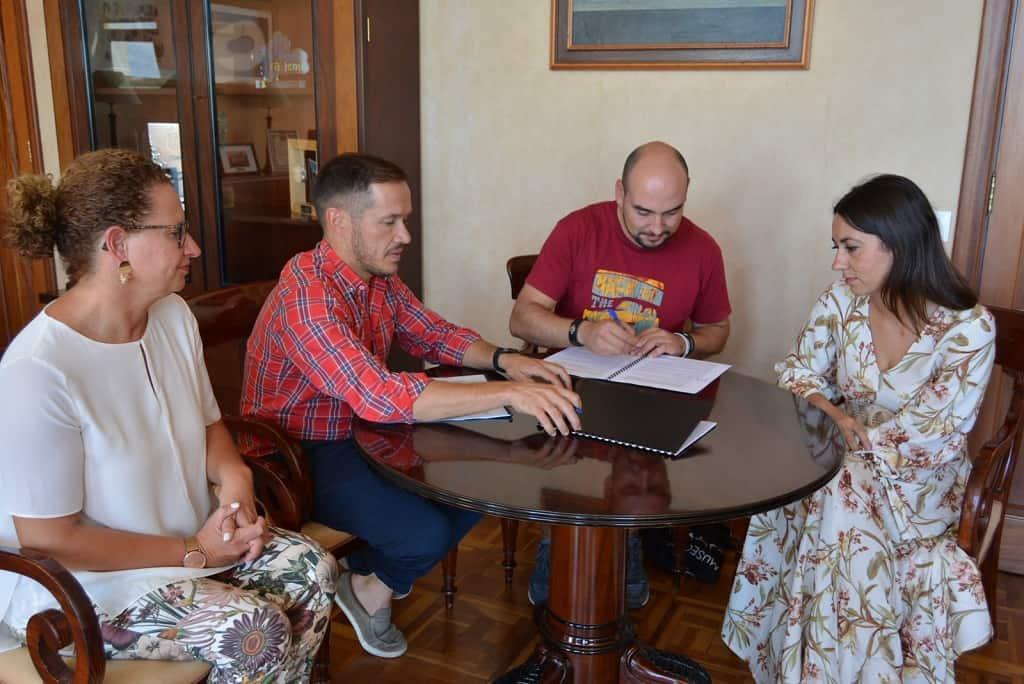 El Cabildo aporta fondos para las 19 plazas de dependencia de la Residencia de Mayores de Garafía
