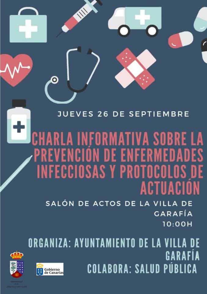 Prevención de enfermedades infecciosas y protocolos de actuación