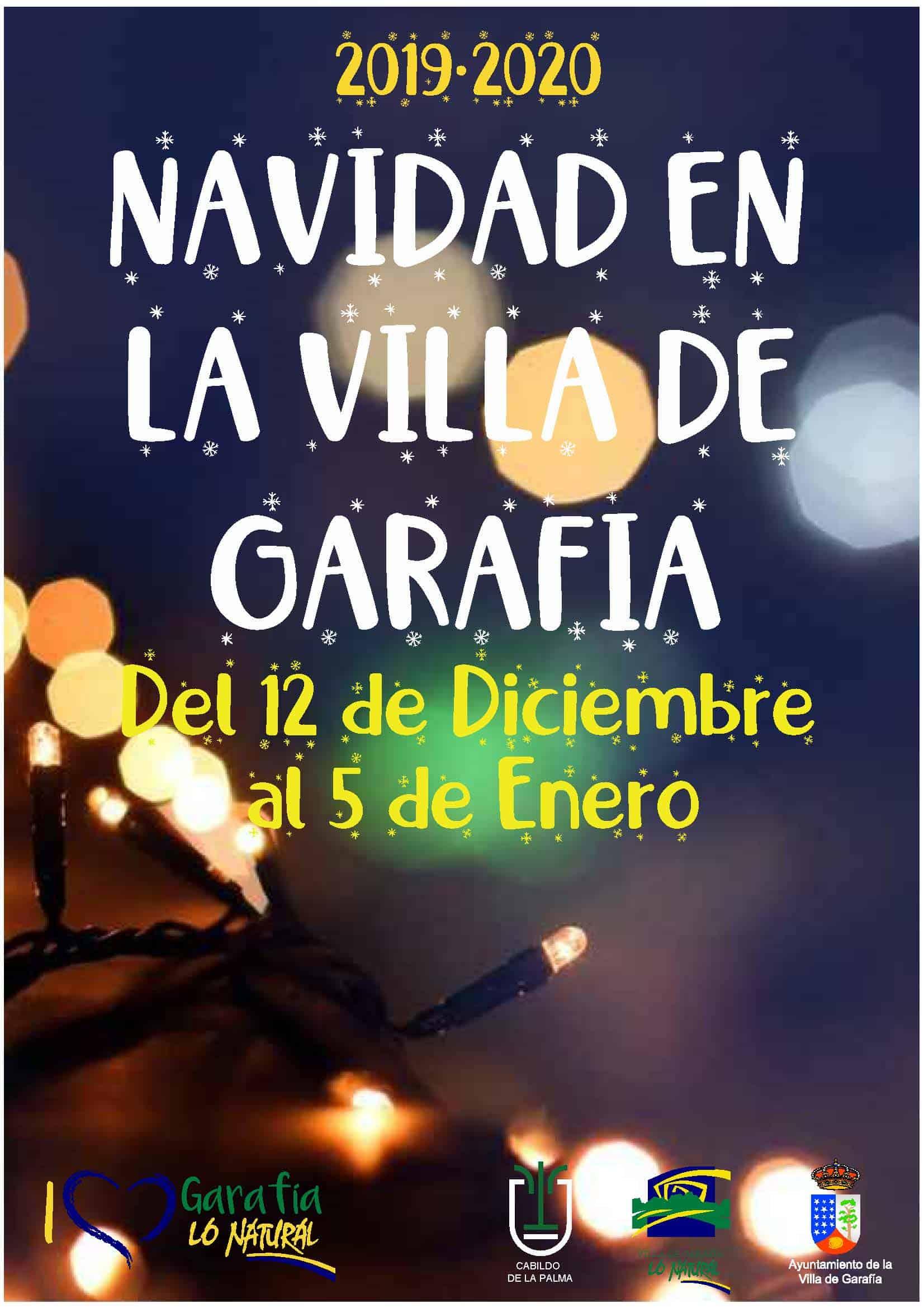 Navidad en la Villa de Garafía 2019-2020