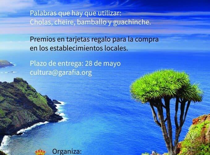 "I Concurso de microrrelatos ""Día de Canarias"""
