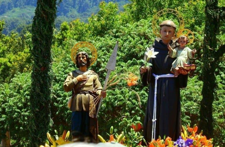 Misa de San en honor a San Antonio de Padua