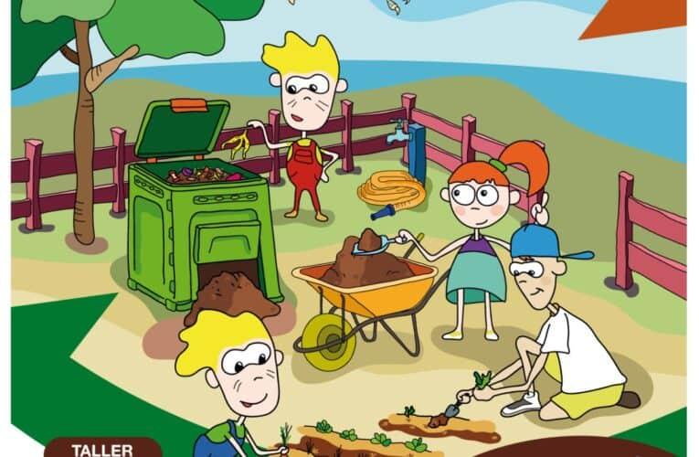 Talleres prácticos para elaborar compost en el hogar