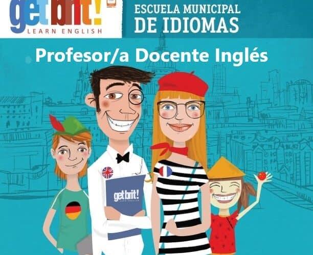 Puesto: Profesor / docente de idiomas (inglés)