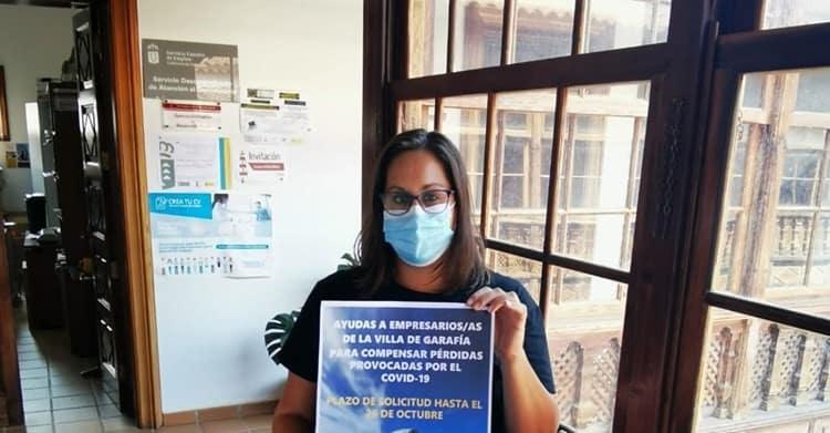 "Vanesa Pérez: ""Queremos que estas ayudas lleguen a todos los sectores"""